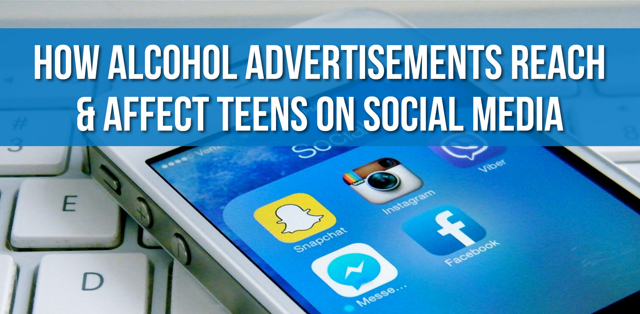 How alcohol advertisers reach teens through social media