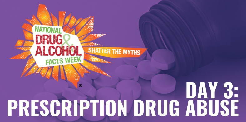 National Drugs and Alcohol Facts Week Prescription Drug Abuse