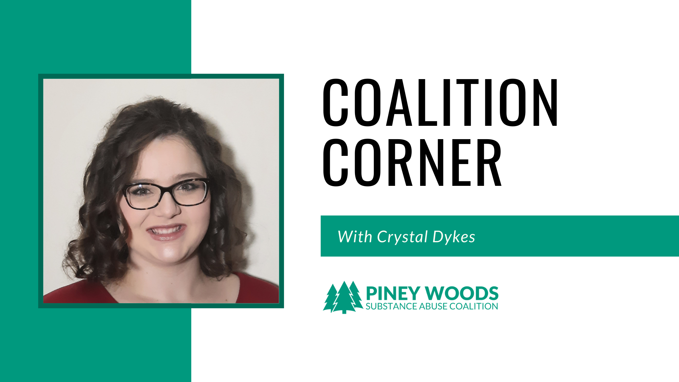 Coalition Corner with Crystal Dykes