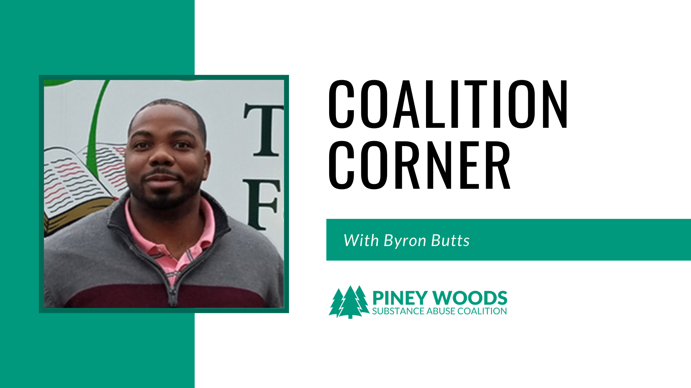 coalition corner with Byron Butts